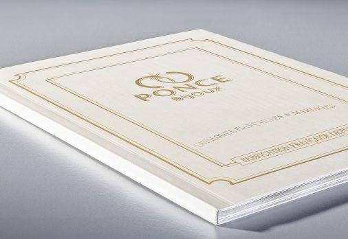 Catalogue Ponce dorure