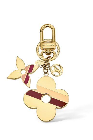 Porte Clefs Fleur Louis Vuitton