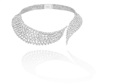 Collier Swan Messika