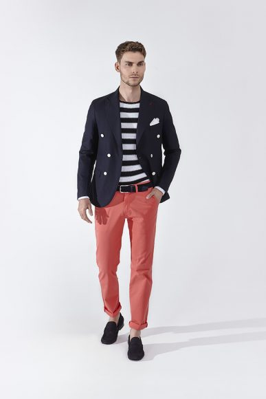 CDV ETE Lookbook Pantalon Orange