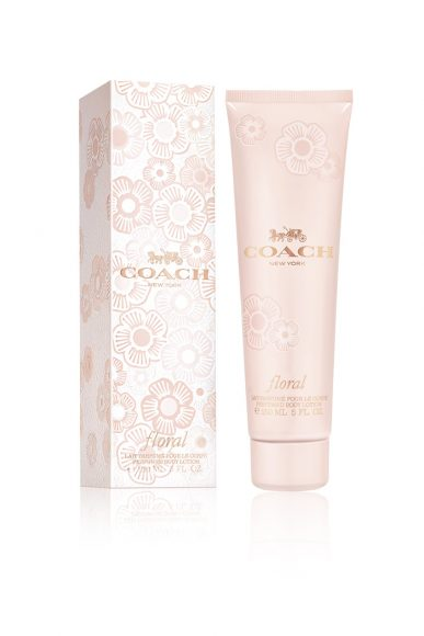 Lotion Coach Floral