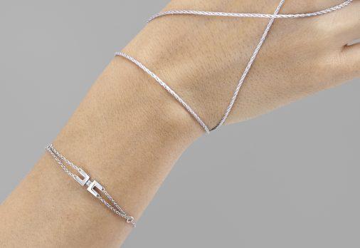Gemmyo Ficelle Bracelet